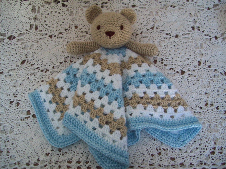 Free Crochet Patterns Security Blanket