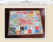Custom patchwork placemats for AJ