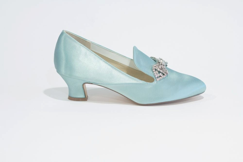 Wedding Shoes Vintage Wedding Shoes Low Heel Vintage Shoe