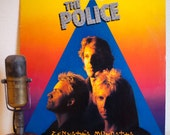 "The Police Vinyl Record 1980s Pop Sting ""Zenyatta Mondatta""(1980 A&M Records w/""Don't Stand So Close To Me"",""De Doo Doo Doo De Da Da Da"")"