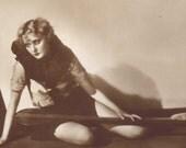 Lovely Mary Nolan, Tragic Star of the Silents, circa 1930 by Iris Verlag