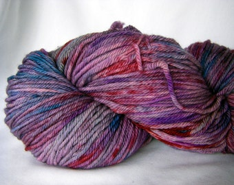 Superwash Merino Light Worsted Jumbo Skein 425 Yards - Confetti 3