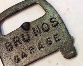 Forged VW Bus bottle openers
