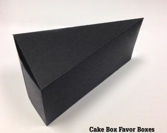 Cake Box Party Favor Boxes (25)