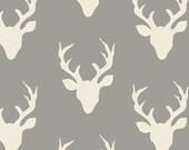 crib sheet, fitted crib sheet, Buck Forest crib sheet, deer head sheet