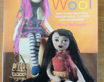 """Book """"Babes in the Wool"""" by Fiona McDonald, 2010"""