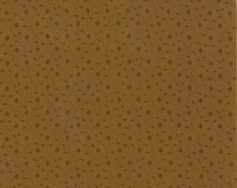 Hearts Content - Soft Touch in Chocolate by Laundry Basket Quilts for Moda Fabrics
