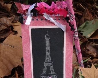 Perfectly Paris Notebook Journal Craft Kit