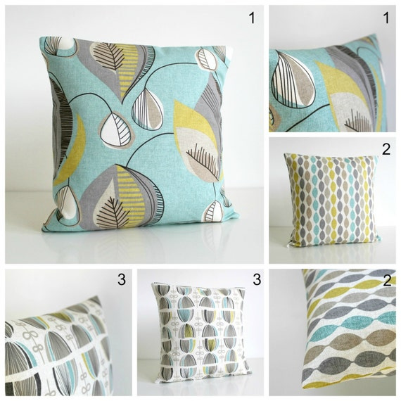 20 Inch Throw Pillow Covers : 20x20 Cushion Cover 20 Inch Throw Pillow Cover by CoupleHome