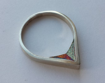 Colorful Summit Ring