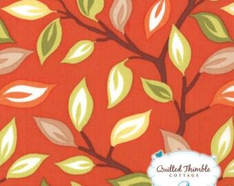 Serenade by Kate Spain - Sienna Foliage (27111-11) - 1 Yard