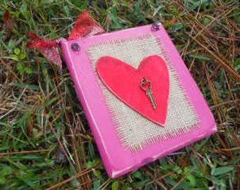 VALENTINE Sign, The Key To My Heart, STLOFG