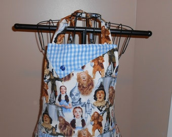 Wizard of Oz Apron