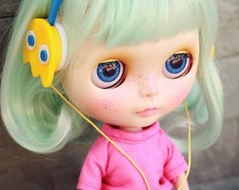 Blythe Packman headphone