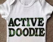 Active Doodie Onesie/Shirt