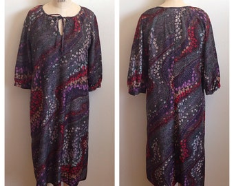 Vintage RUFFINWEAR galaxy dress