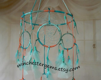 Dream Catcher Mobile , southwestern colores