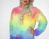Customizable Over the Rainbow Sweatshirt