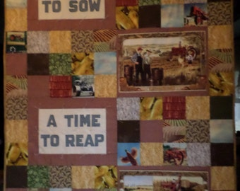 IH: A Time to Reap, a Time to Sow