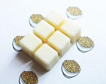 Mac and Cheese Scented Melts - Natural Vegan Soy Wax - Soy Candles - Soy Wax Melts - Soy Tarts