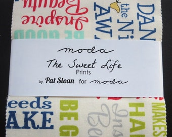Weekly special - Moda - The Sweet Life by Pat Sloan