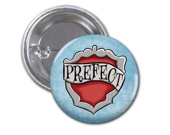 Gryffindor Prefect Badge Button Harry Potter 1 1/2 inch button