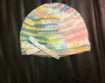 Newborn 0 to 3 month Baby Hat