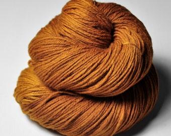Camel gone wild  -  Merino Sport Yarn Machine Washable