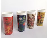 Set of Embroidery Thermo-serv Insulated Tumblers