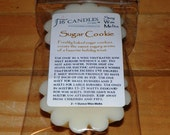 Sugar Cookie Soy Wax Tart Melts - 2 Pack - Scented Wax Melts/Soy Tarts/Sugar Scent/Bakery Scent/Sweet Scent