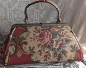 Final Payment for Margaret on this Antique Carpet Bag~Satchel~Purse~Handbag