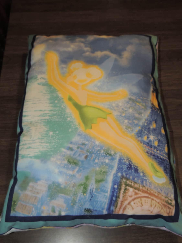 LARGE Child Decorative Body Pillow Disney s Tinker Bell