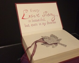 Creative Wedding Ring Pillow