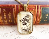 The Fool - Tarot Necklace