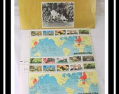 Vintage Stamp Commemorative Series 1941 World War II 50th Anniversary Issued 1991