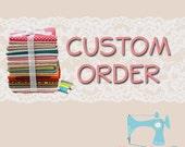 Custom Listing for Jennie