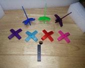 Nano Turkish Spindle 3D Printed
