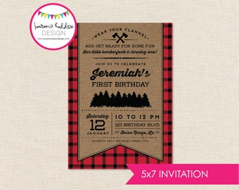 DIY, Lumberjack INVITATION ONLY