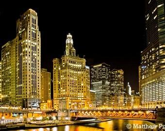 Chicago - Michigan Ave Bridge