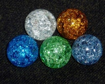 Vintage Glass Marbles Collection of 58 Antique by RedRubyRetro |Most Desirable Marbles Glass