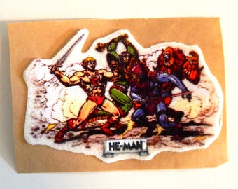 1980s Masters of the Universe Patch