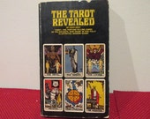 Vintage Paperback Book The Tarot  Revealed by Eden Gray Occult Mysticism New Age