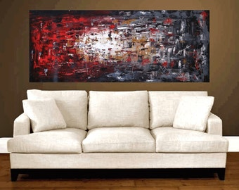 Wall Art, Painting , abstract  painting, Acrylic painting, Wall Decor, wall hangings from   Jolina Anthony