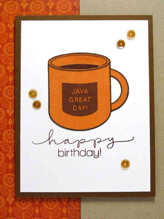 happy birthday birthday card coffee birthday coffee cup, Birthday card