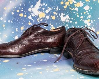 STACY ADAMS WingTip Shoe Men's Size 11