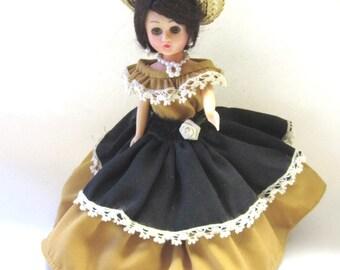 Vintage Doll Southern Belle