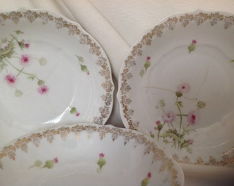 C T Germany set of four bowls