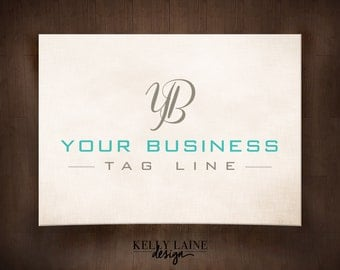 Premade Logo Design - customizable for your business or shop
