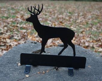 Buck Mailbox Topper
