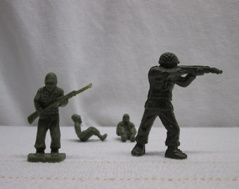 Toy Soldiers, action toys